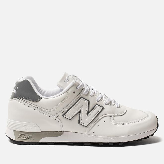 Мужские кроссовки New Balance M576WWL White