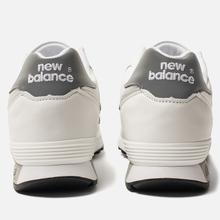 Мужские кроссовки New Balance M576WWL White фото- 3