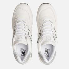 Мужские кроссовки New Balance M576WWL White фото- 5