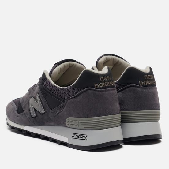 Мужские кроссовки New Balance M577DGG Dark Grey/Black/White