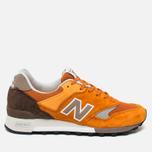 Мужские кроссовки New Balance M577ETO Orange фото- 0