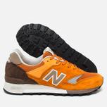Мужские кроссовки New Balance M577ETO Orange фото- 2