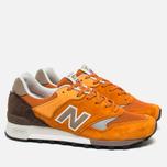 Мужские кроссовки New Balance M577ETO Orange фото- 1