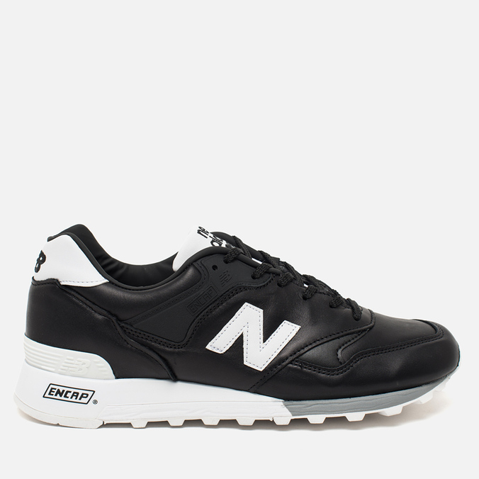 New Balance M577FB Men's Sneakers Black/White