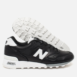 New Balance M577FB Men's Sneakers Black/White photo- 2