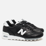 New Balance M577FB Men's Sneakers Black/White photo- 1
