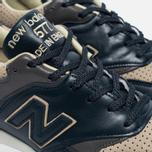 Мужские кроссовки New Balance M577LNT Navy/Taupe фото- 3