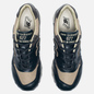 Мужские кроссовки New Balance M577LNT Navy/Taupe фото - 4