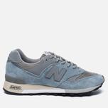 Мужские кроссовки New Balance M577PBG Blue/Grey фото- 0
