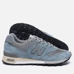 Мужские кроссовки New Balance M577PBG Blue/Grey фото- 1