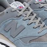 Мужские кроссовки New Balance M577PBG Blue/Grey фото- 5