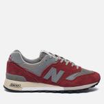 Мужские кроссовки New Balance M577PSG Red/Grey фото- 0