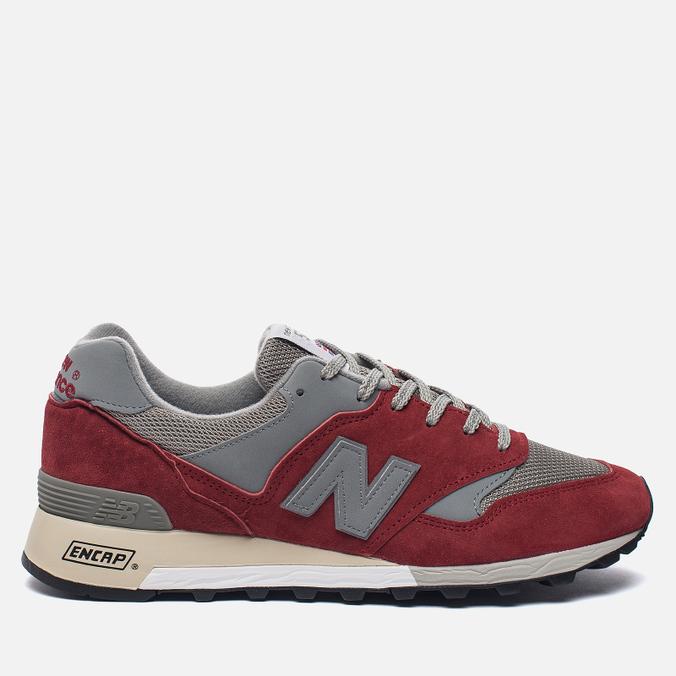 Мужские кроссовки New Balance M577PSG Red/Grey