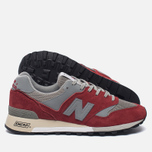 Мужские кроссовки New Balance M577PSG Red/Grey фото- 1