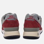 Мужские кроссовки New Balance M577PSG Red/Grey фото- 3