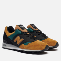 Мужские кроссовки New Balance M577TGK Black/Brown/Green