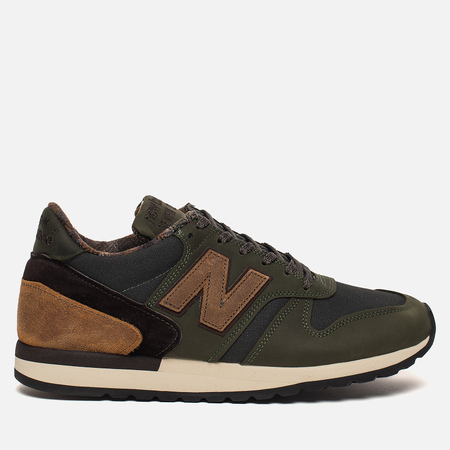 Мужские кроссовки New Balance M770MGC Modern Gentleman Dark Green