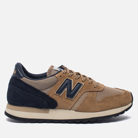 Мужские кроссовки New Balance M770SBN Light Brown/Navy