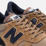 Мужские кроссовки New Balance M770SBN Light Brown/Navy фото- 5