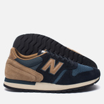 Мужские кроссовки New Balance M770SNB Navy/Light Brown фото- 1