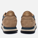 Мужские кроссовки New Balance M770SNB Navy/Light Brown фото- 3