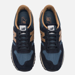 Мужские кроссовки New Balance M770SNB Navy/Light Brown фото- 4