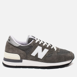 New Balance M990 Men's Sneakers Grey photo- 0
