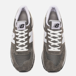 New Balance M990 Men's Sneakers Grey photo- 4