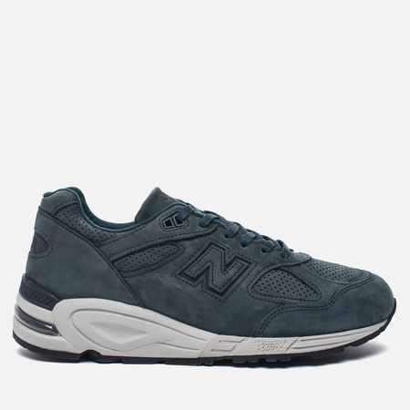 Мужские кроссовки New Balance M990DRK2 Dark Green/Dark Grey