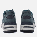 Мужские кроссовки New Balance M990DRK2 Dark Green/Dark Grey фото- 3
