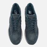 Мужские кроссовки New Balance M990DRK2 Dark Green/Dark Grey фото- 4