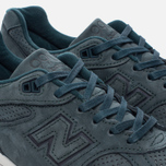Мужские кроссовки New Balance M990DRK2 Dark Green/Dark Grey фото- 5