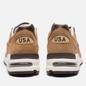 Мужские кроссовки New Balance M990DVN2 Tan/Brown фото - 3
