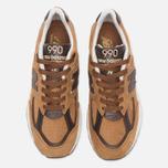 Мужские кроссовки New Balance M990DVN2 Tan/Brown фото- 4