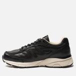 Мужские кроссовки New Balance M990FEB4 Black/Cream/White фото- 2