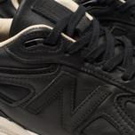Мужские кроссовки New Balance M990FEB4 Black/Cream/White фото- 6