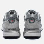 Мужские кроссовки New Balance M990GL4 Grey/Castlerock фото- 3
