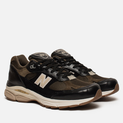 Мужские кроссовки New Balance M9919CV Caviar & Vodka Pack Black/Brown
