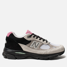 Мужские кроссовки New Balance M9919FR White/Black фото- 0