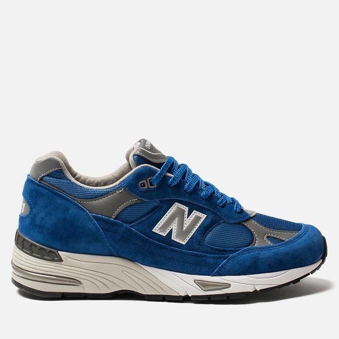 Мужские кроссовки New Balance M991BLE Bright Blue
