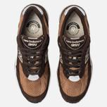 Мужские кроссовки New Balance M991DBT Dark Brown/Chocolate Brown фото- 5