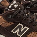 Мужские кроссовки New Balance M991DBT Dark Brown/Chocolate Brown фото- 6