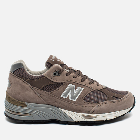 New Balance M991EFS Men's Sneakers Cappuccino/Silver