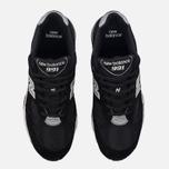 Мужские кроссовки New Balance M991EKS Black/Silver фото- 4