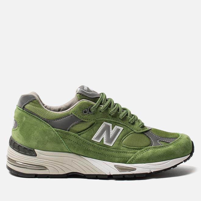 Мужские кроссовки New Balance M991GRN Bright Green