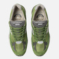 Мужские кроссовки New Balance M991GRN Bright Green фото - 5