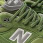 Мужские кроссовки New Balance M991GRN Bright Green фото - 6