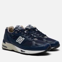 Мужские кроссовки New Balance M991NNN Navy/Grey