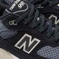 Мужские кроссовки New Balance M991NVB Navy/Blue фото - 6