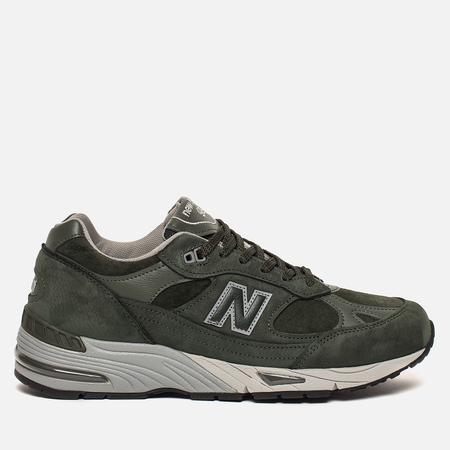 Мужские кроссовки New Balance M991SDG Dark Green